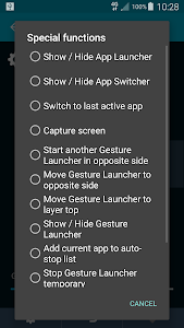 Back Button Gesture Launcher screenshot 6