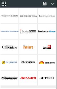 NewsTank - náhled