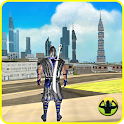 City Samurai Warrior icon