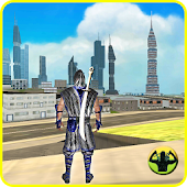 City Samurai Warrior Hero 3D