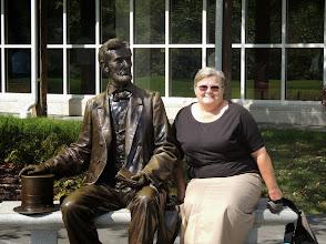 Photo: Lincoln Bronze - Janice