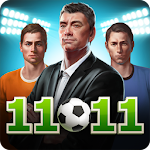 11x11: Football manager Icon
