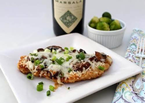"""Chicken Marsala """"Absolutely loved this recipe. I doubled the amount of mushrooms..."""