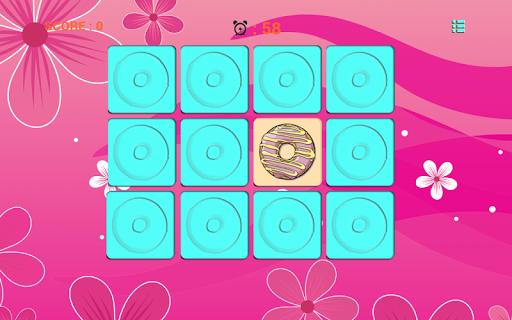 Super Donut Matching games