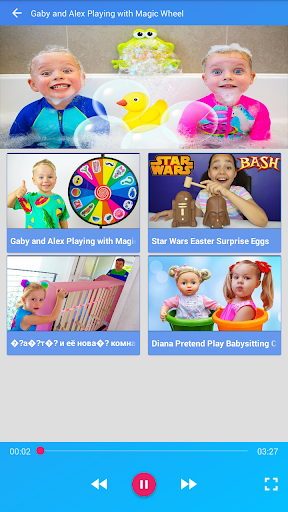 Tubekids - Funny Kids Shows screenshot 2