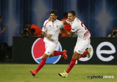 Le FC Séville s'installe à la cinquième place