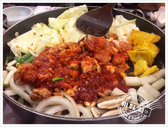 韓屋里韓式料理