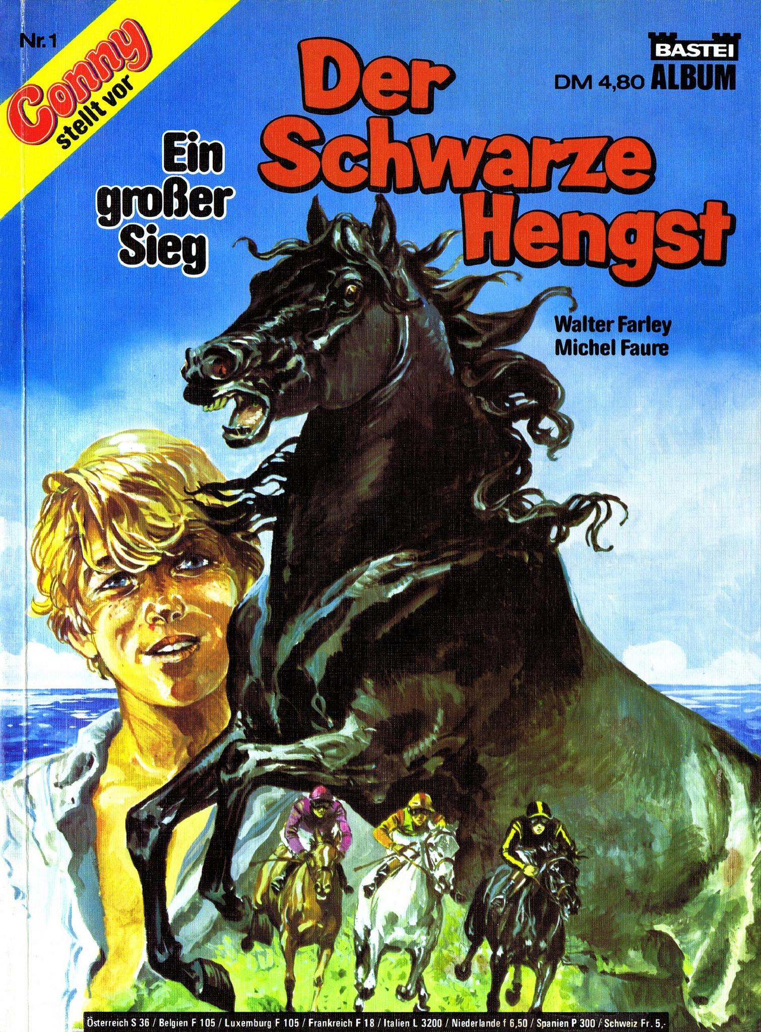 Der schwarze Hengst (1983) - komplett