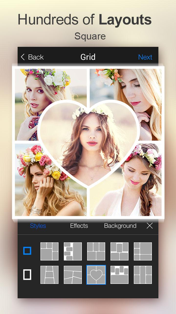 Photo Editor - FotoRus screenshot #3