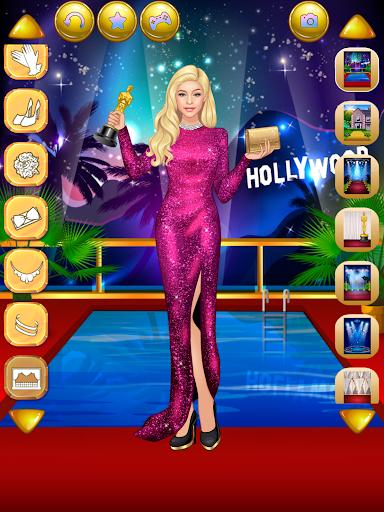Actress Dress Up - Fashion Celebrity apktram screenshots 10