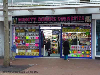 Beauty Queens Cosmetics On Allhallows Beauty Products In Town Centre Bedford Mk40 1lj