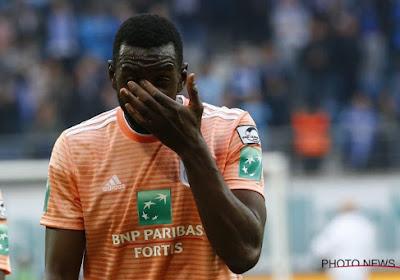 Mauvaise nouvelle pour Yannick Bolasie: il avait signé, son transfert n'a pas été validé