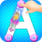 Kids Letter Tracing Book - Animated Letter Tracing
