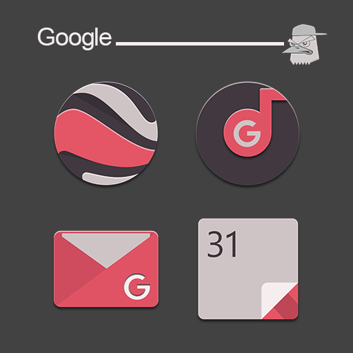 Cikukua Icon Pack- screenshot