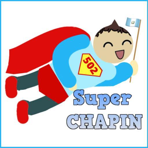 Super Chapin de Guatemala 漫畫 App LOGO-APP開箱王