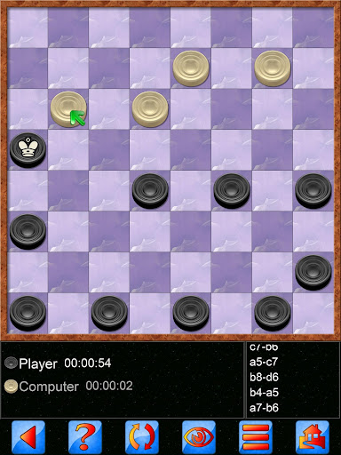 Checkers V+, online multiplayer checkers game 5.25.66 screenshots 10