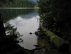 Photo: Bundzen Lake trail - east
