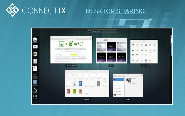 CONNECTIX Desktop sharing