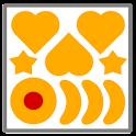 Plätzchen backen icon
