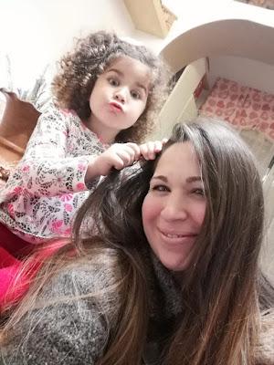 Parrucchiera in casa di mariella_aliotta