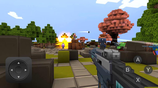 Adventure War: Craft Shooter 1.2 screenshots 7