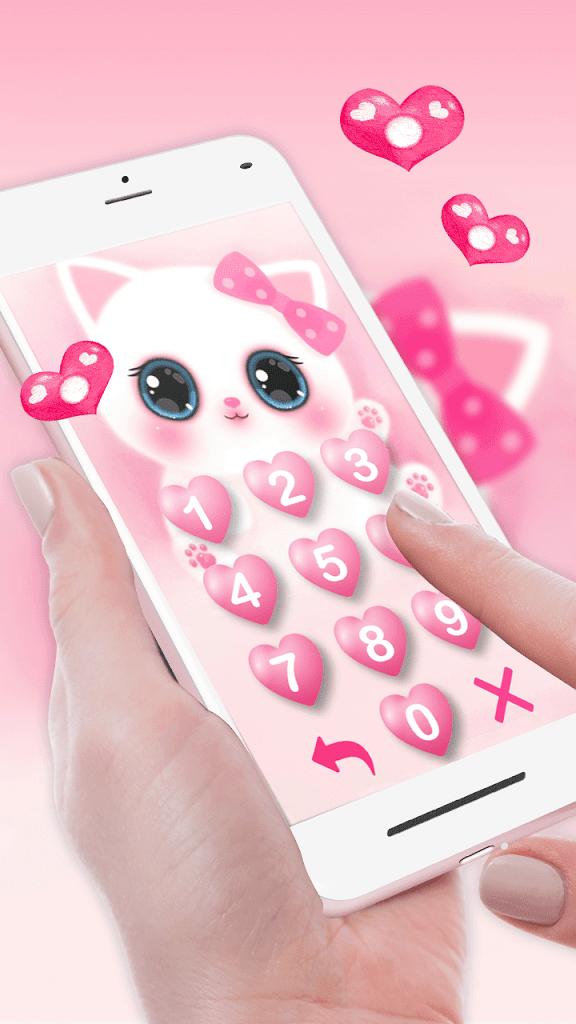 G1 ah6 6Yuv47M 8A0WTdm FVCAtHJmpYSvgg4t26xgXQGnFfl0n7r3sW5ea68xL l0=h1024 no tmp pink cute kitty 3d live lock screen wallpapers apk install update