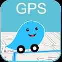 Free Wayse  GPS navigation walkthrough icon