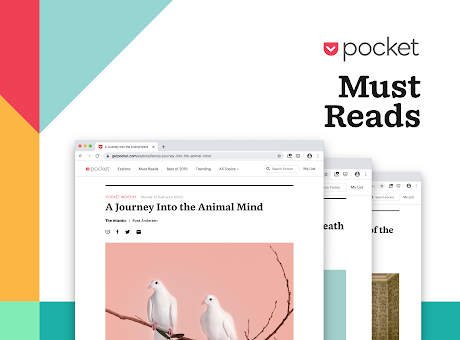 Pocket Must Reads