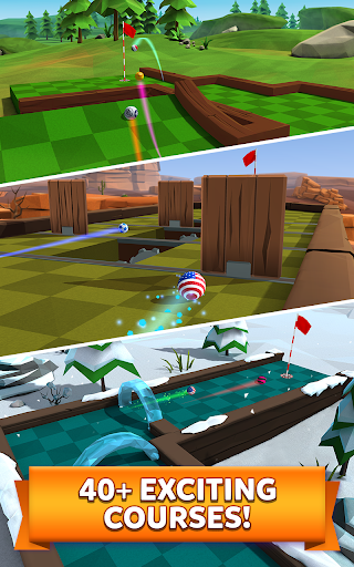 Golf Battle 1.0.10 screenshots 5