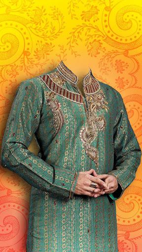 印度传统民族服装自拍照片编辑器