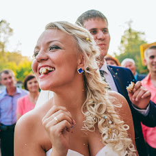 Wedding photographer Sergey Scheglov (SergH). Photo of 17.10.2015