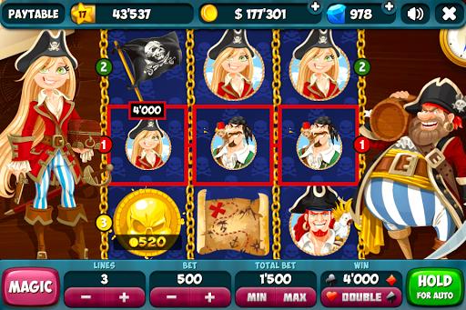 Slots - Treasure Island ★ VIP