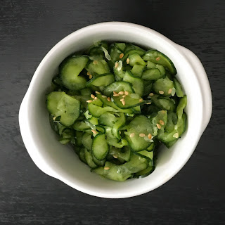 Cucumber Sunomono Revisited Recipe