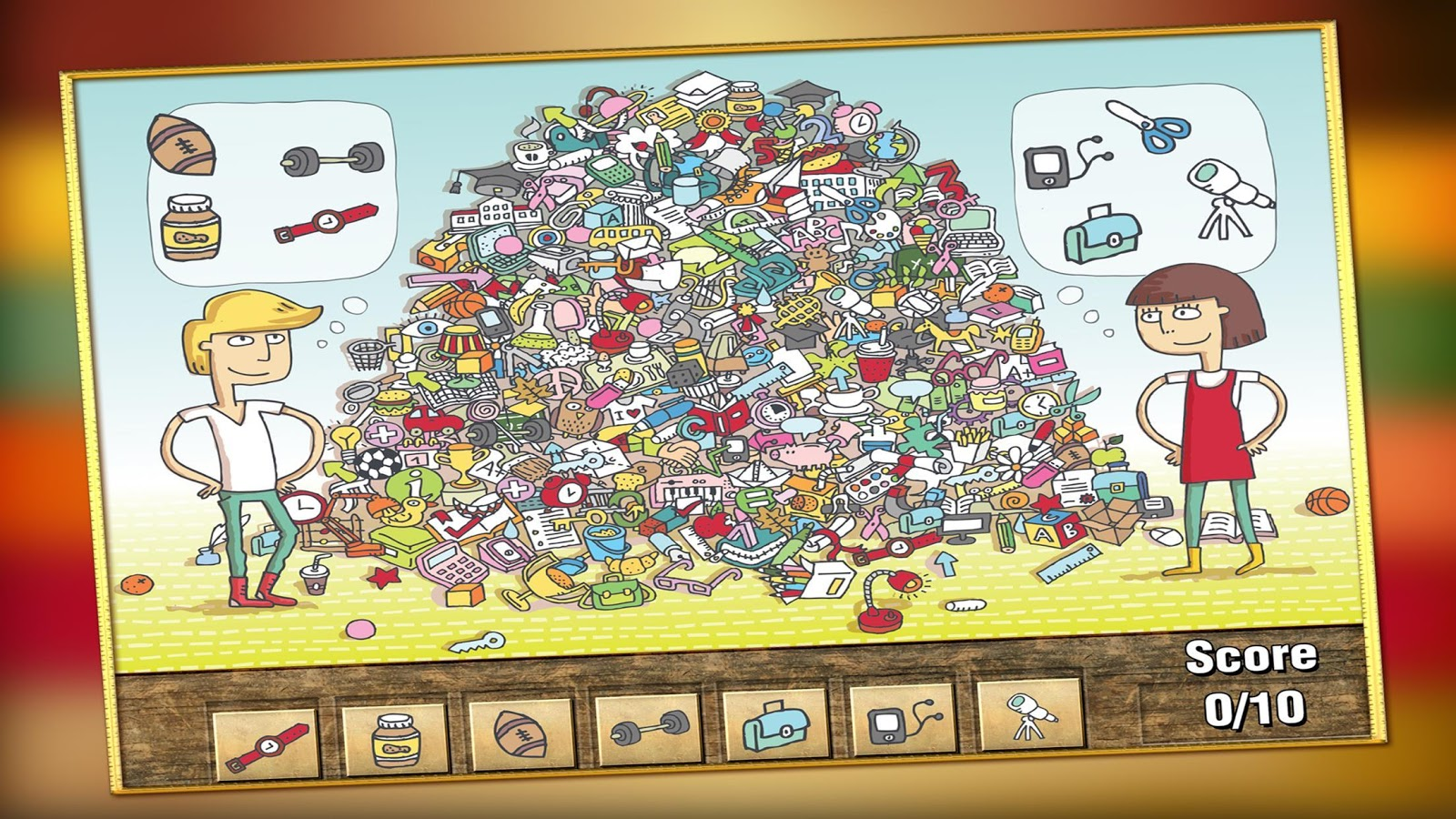 hidden objects treasure hunt android apps on google play