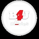 B4u Movies live TV Channels HD icon