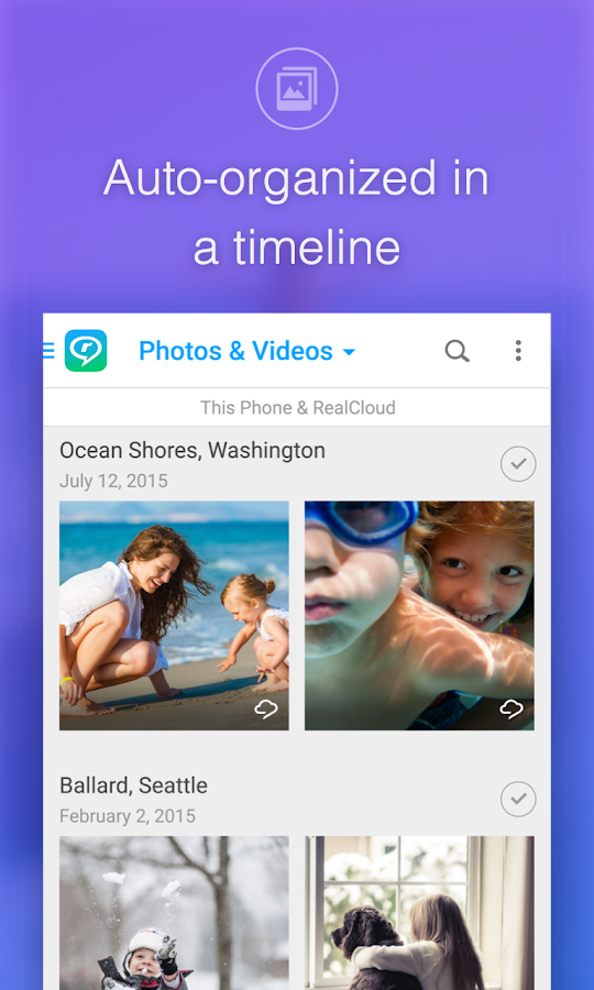 RealTimes (with RealPlayer)- screenshot