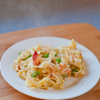 Lobster Tuna Casserole