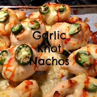 Garlic Knot Nachos