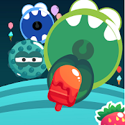 Candy Toss - Treat the monsters APK