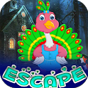 Best Games 27 Cartoon Little Peacock Escape  Game icon