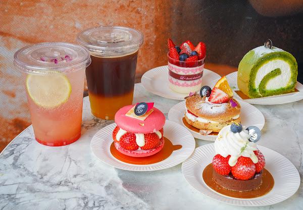 高美館週邊最熱門麵包咖啡店~銅板價麵包x甜點x咖啡一次滿足-日光巴黎美術館店