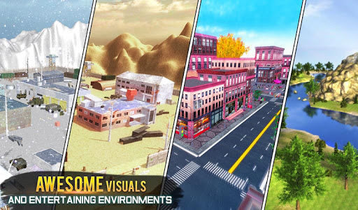 Mountain Sniper 3d Combat Shooting Criminal Attack 1.4 screenshots 8