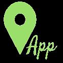 Localizame gps icon