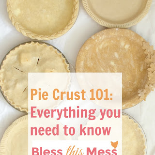 Traditional Perfect Pie Crusts