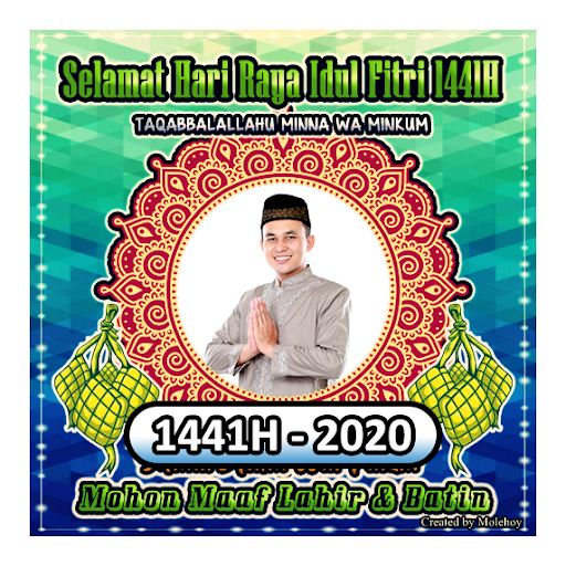 Download Idul Fitri 2020 Photo Frame Lebaran On Pc Mac With