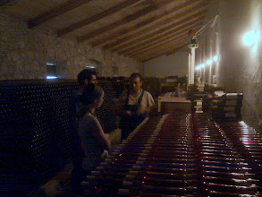 Photo: ... in the cellar
