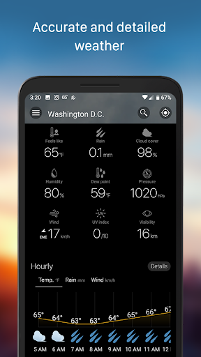 Weather & Widget - Weawow screenshot 4
