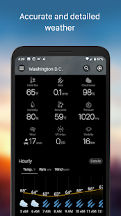 Weather & Widget - Weawow APK image thumbnail 3