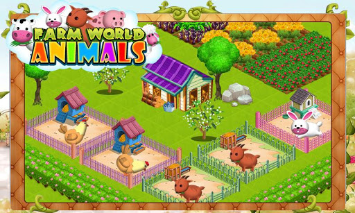 Farm World Animals 3.0 screenshots 4
