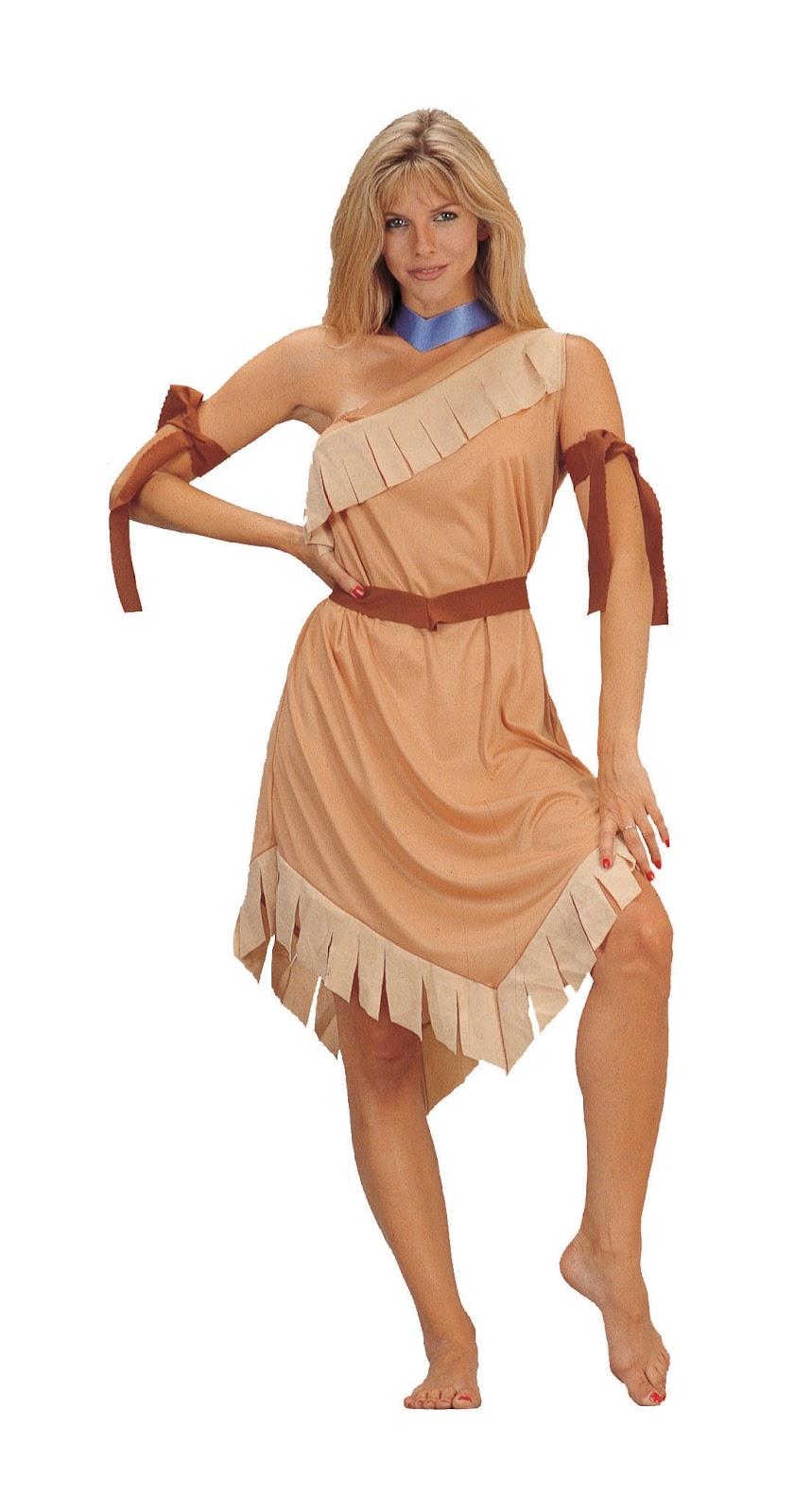 listed as pocahontas indian princess costume on walmartcom - Halloween Native American Costumes